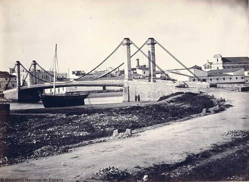 Cádiz. Puente de San Alejandro