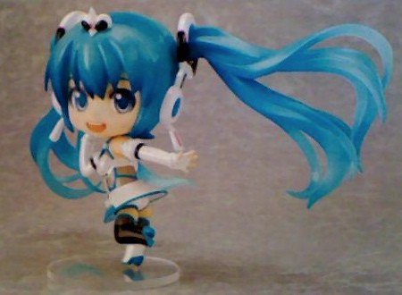 Nendoroid Racing Miku: 2012 version
