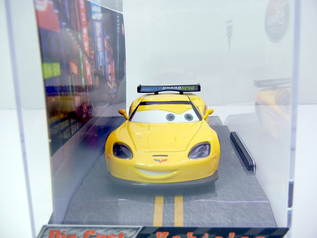 disney store cars 2  jeff gorvette (2)