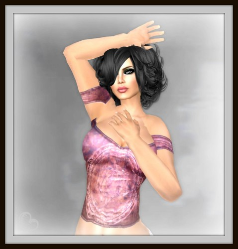 1Hundred @ The Whore Couture Fair - 5L Arcane Top