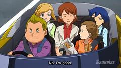 Gundam AGE 3 Episode 29 Grandpa's Gundam Youtube Gundam PH 0071
