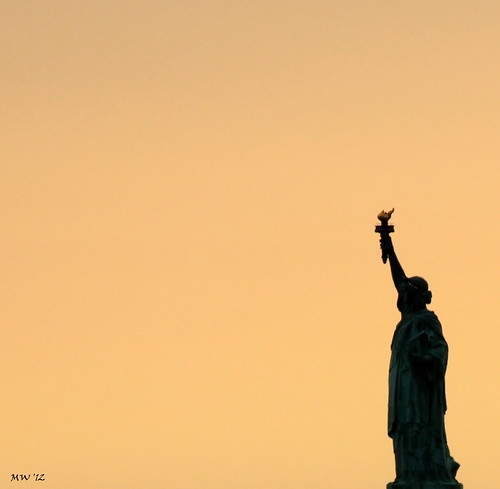 Statue of Liberty by Whale24