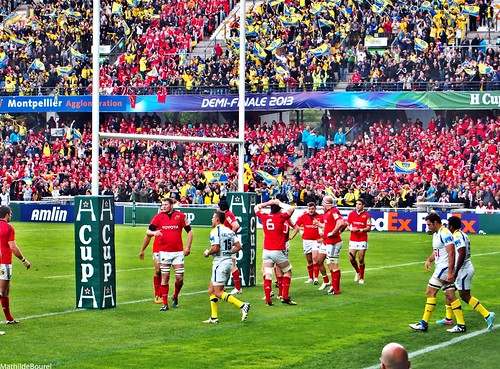 Asm vs Munster