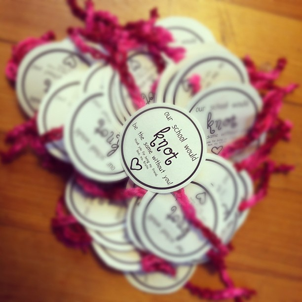 knot valentine