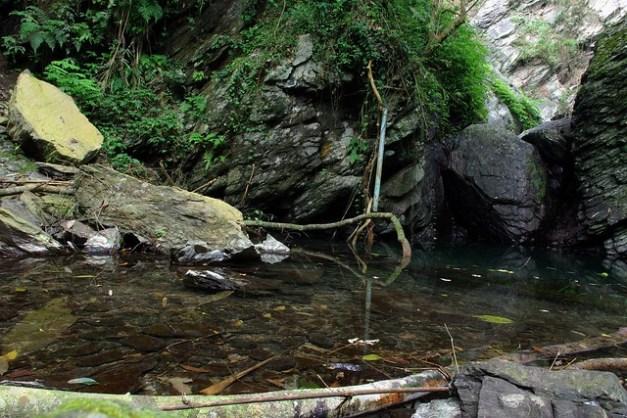 Lover's Gorge 3rd tier, Maolin, Taiwan