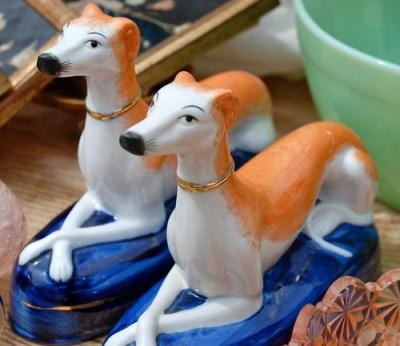 vintage greyhounds