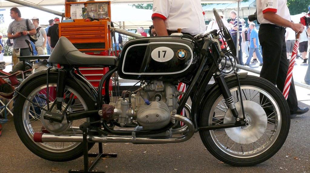 017 1954 BMW Rennsport 500 r