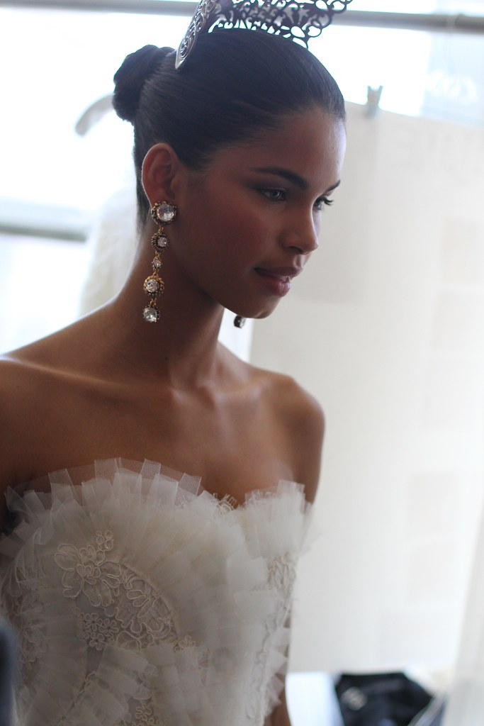 Oscar de la Renta Bridal 2013 121