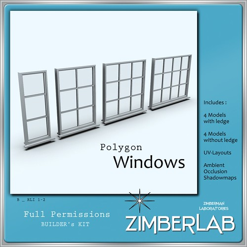 ZimberLab @ The Deck - Windows B