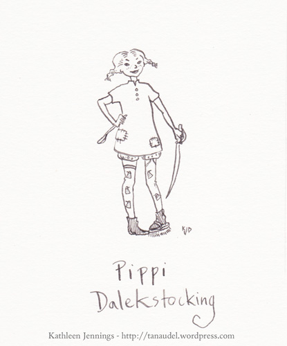 Pippi Dalekstocking