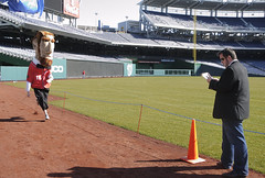 Nationals Presidents Race Auditions