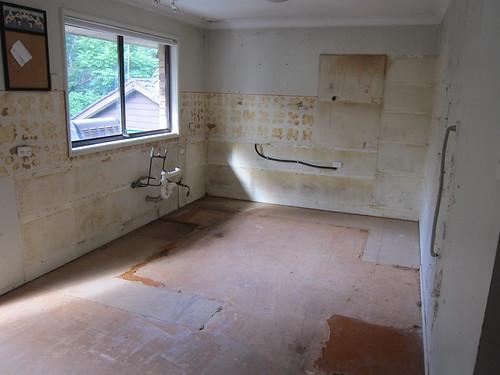 No more kitchen!