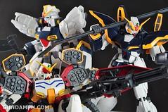 MG 1-100 Gundam HeavyArms EW Unboxing OOTB Review (114)