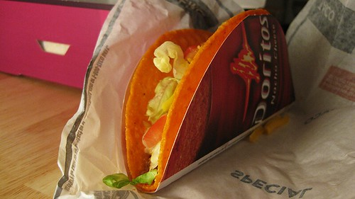 the doritos loco taco