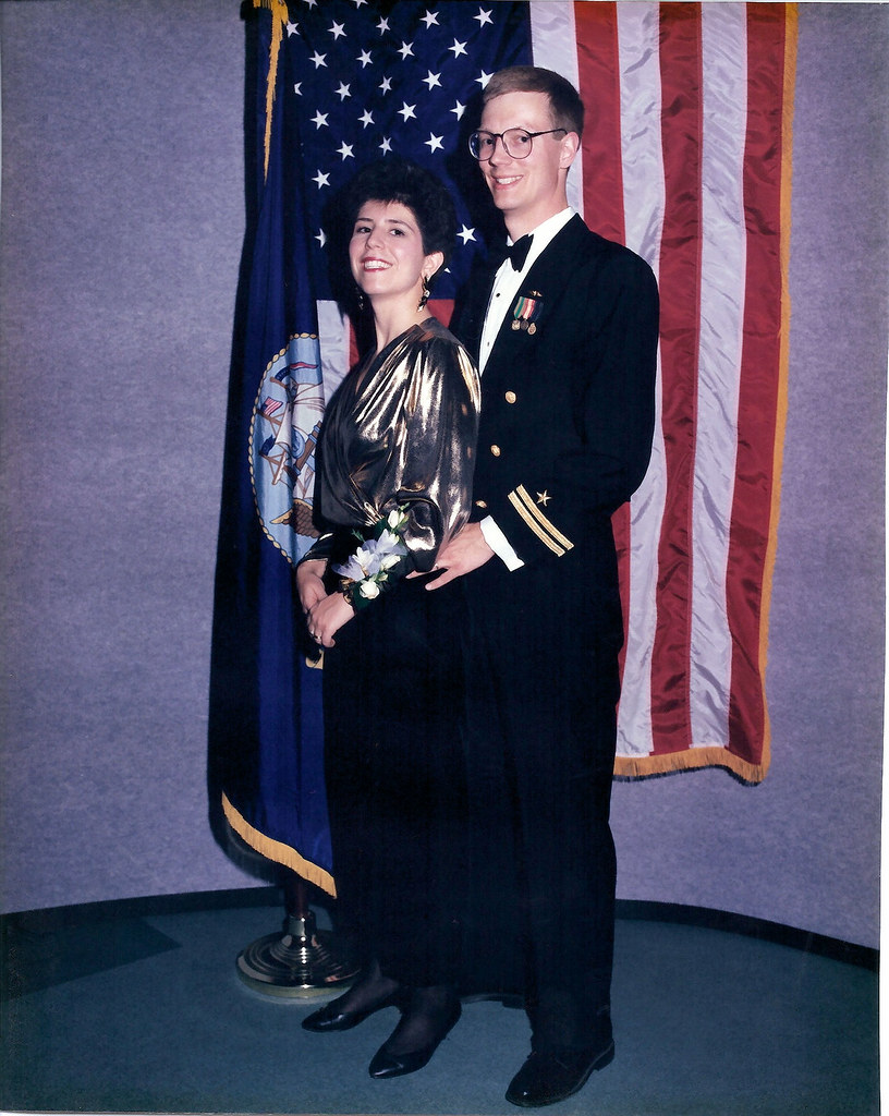 Mike Eklund and Mary Louise Bright Eklund