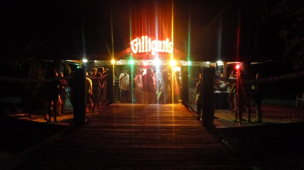 Pool Party, Daydream Island, Australia