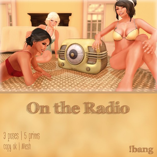 !bang - on the radio