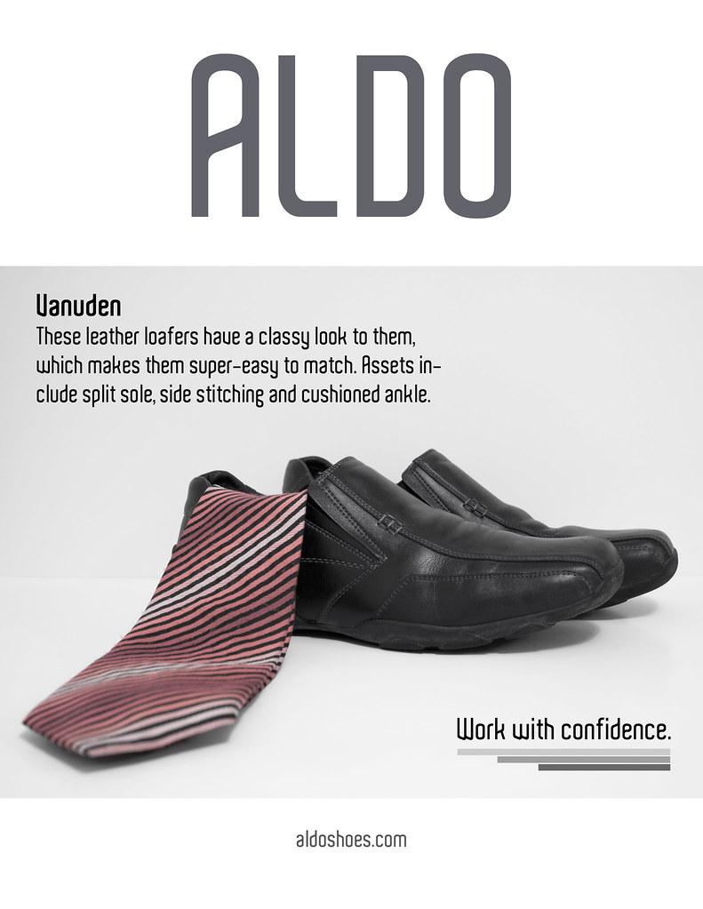Final Aldo Ad