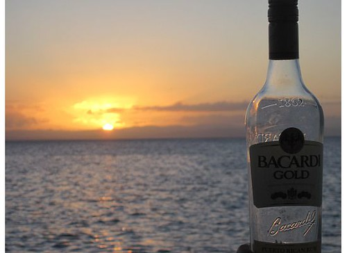 Rum is gone...time to go home