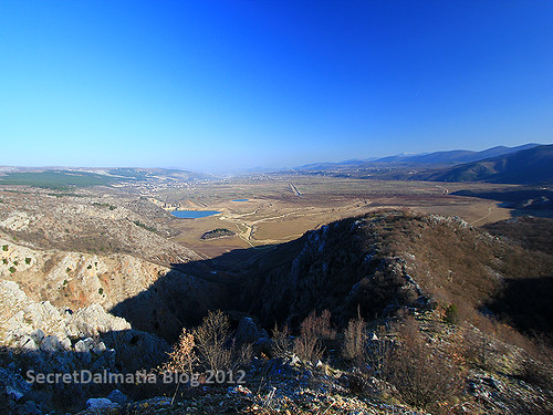 View of Proložac blato
