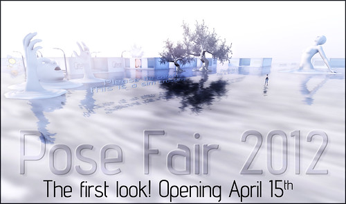 Pose Fair 2012 - The first look