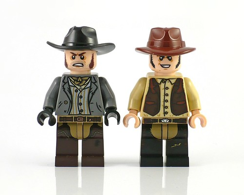The Lone Ranger 79108 Stagecoach Escape figs02