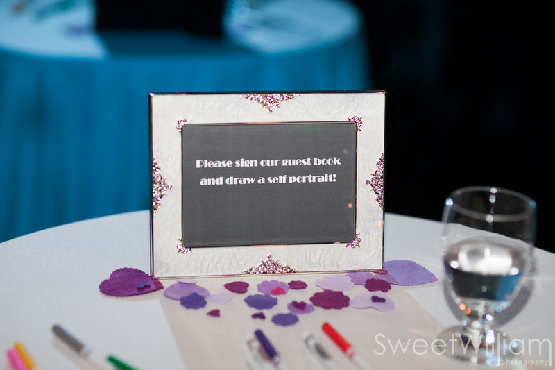 Self Portrait Guestbook