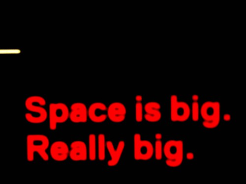 Learning spaces too - why do we forget this?