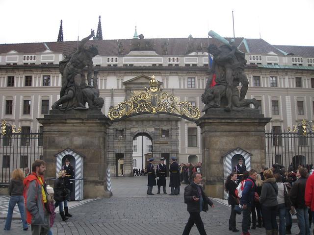 New Royal Palace
