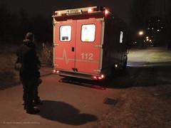 Notfallhilfe Krankenwagen