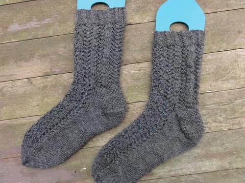 Sandalwood Socks