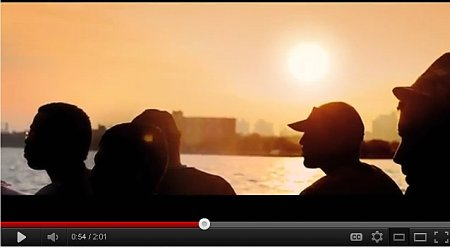 12b11 Vídeo Clint Chicago ciudad automovil