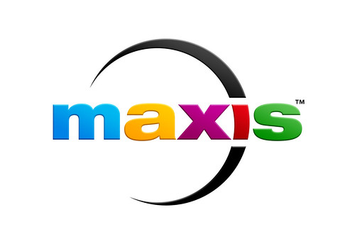 New Maxis Logo is Officially Delicious!