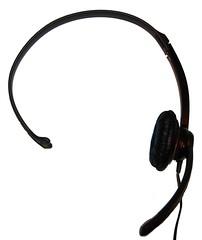 Landline Headset