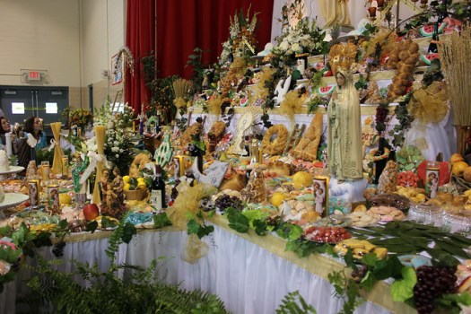 St. Joseph Altar at St. Joseph Catholic Church, Gretna LA