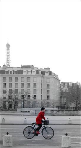 Eiffel Effect ~ Paris ~ MjYj by MjYj