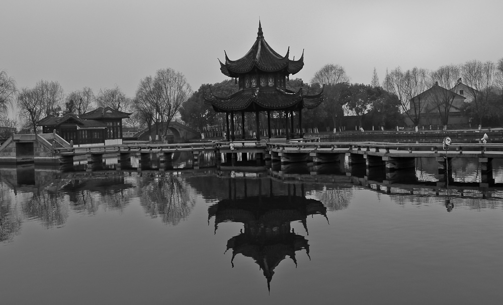 Zhouzhuang Reflection