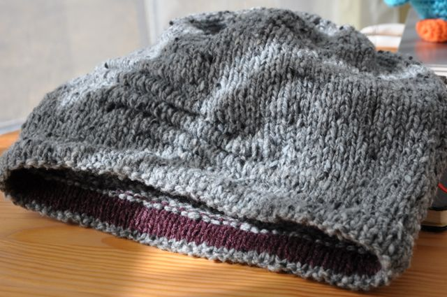 Welted hat #2.