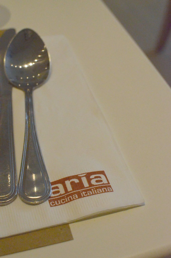 Aria Spoon and Fork