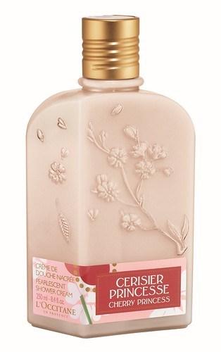 Cherry Princess shower cream 250ml_Php 1250