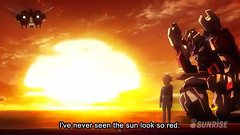 Gundam AGE 2 Episode 27 I Saw a Red Sun Screenshots Youtube Gundam PH (66)