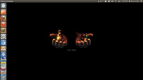 dual-boot Ubuntu12.04