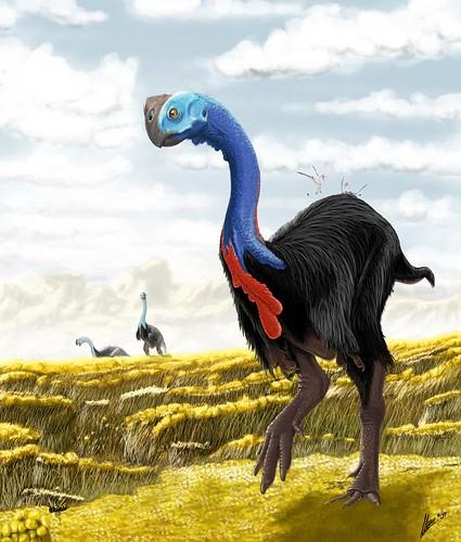 Gigantoraptor_erlianensis_by_TopGon