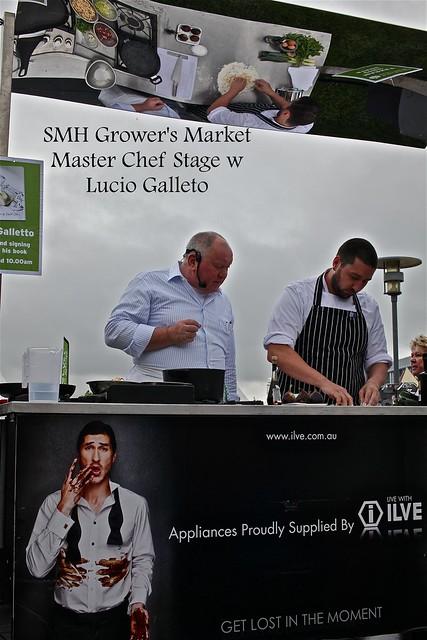 Market Chef Stage