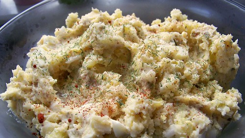 Pioneer Potato Salad
