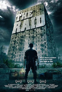 The Raid - Movie Poster