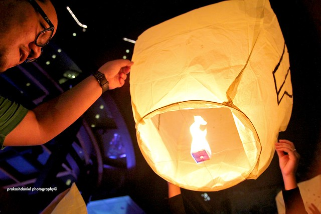 Earth Hour Celebration