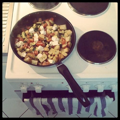 Essen ist fertig!