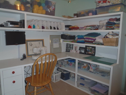 Craft Room After