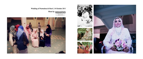 wedding-photographer-kuantan-custom-album-melly